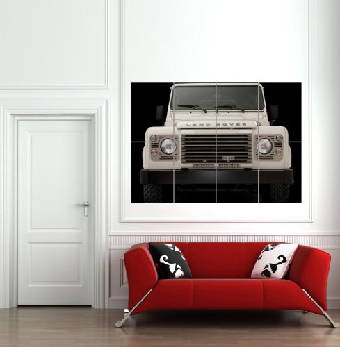 ROVER DEFENDER GIANT POSTER PICTURE