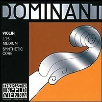Five Sets of Thomastik Dominant Violin Strings Sets 135 4/4