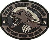 Mil-Spec Monkey Honey Badger PVC Patch