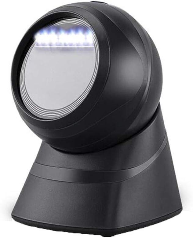 Escáner de supermercado Caja registradora dedicada Plataforma de escaneo Pago WeChat Caja de cobro: Amazon.es: Hogar