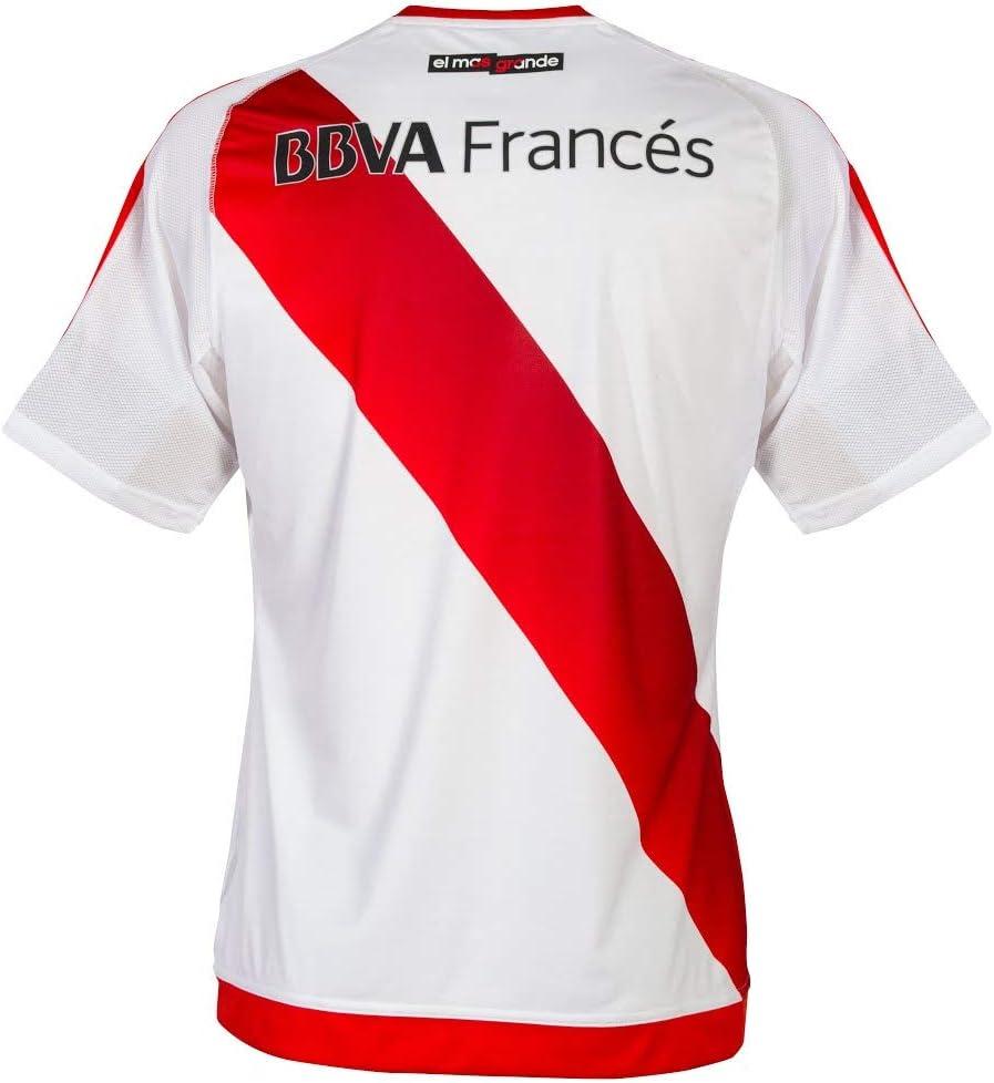 adidas Camiseta River Plate 1rd Home 2016/2017 (S): Amazon.es: Deportes y aire libre