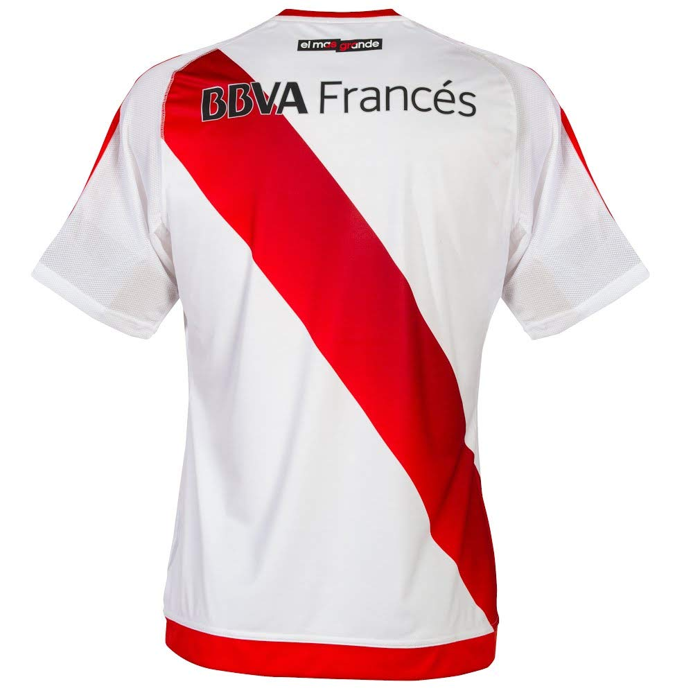 Amazon.com : adidas River Plate Jersey Shirt Home 20162017 : Sports & Outdoors