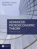 Advanced Microeconomic Theory by Jehle, Geoffrey A., Reny, Philip J. (2010) Paperback