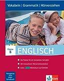 Englisch 8. Klasse, Vokabeln | Grammatik | Hörverstehen