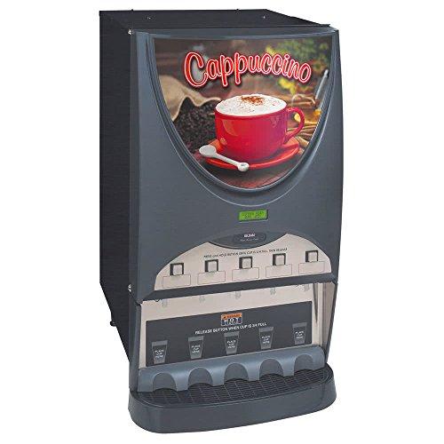Cappuccino Dispenser Hoppers - 2