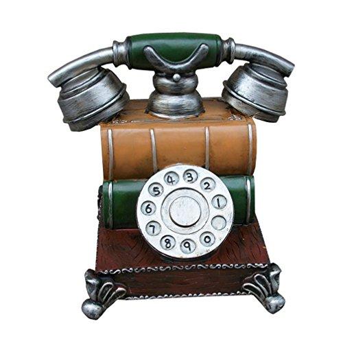 Coostyle Piggy Bank Telephone Saving