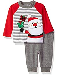 Adagod Fox Newborn Baby Girl Boy Cartoon Animal Hooded Flannel Romper Jumpsuit Warm Clothes Orange