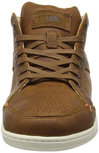 Braun Kingston Uomo L30 Hub Cognac Sneaker 149 Alte Nm08nw
