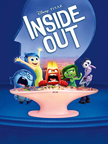 Inside Out  Plus Bonus Features