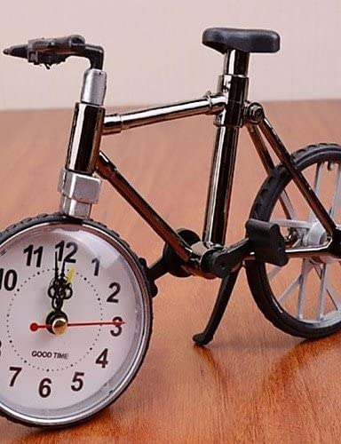 Wi&Lit pl¨¢stico de alta calidad reloj despertador bicicleta ...