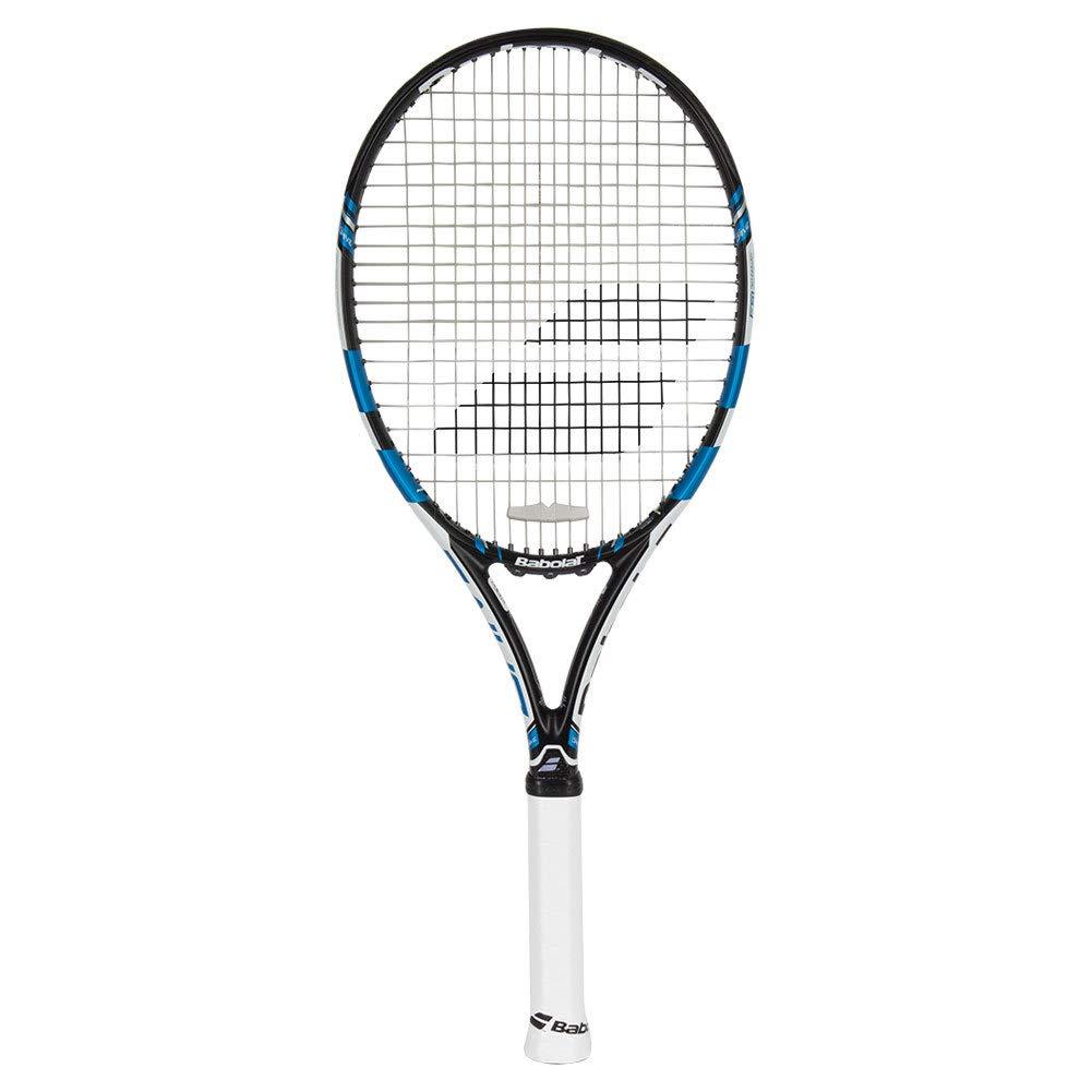 バボラ(バボラ) 硬式用テニスラケット ピュアドライブ 2015(PURE DRIVE 2015) ** ■ (Men's、Lady's、Jr) G2 ブラック×ブルー B00O087NTO
