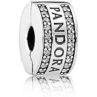 Pandora Femme Argent Charms et Perles - 792056CZ