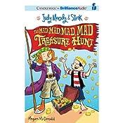 Judy Moody & Stink: The Mad, Mad, Mad, Mad Treasure Hunt | Megan McDonald