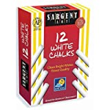 SCBSAR662012-57 - SARGENT SCHOOL GR DUSTLESS CHALK pack of 57