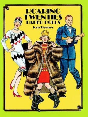Roaring Twenties Paper Dolls -