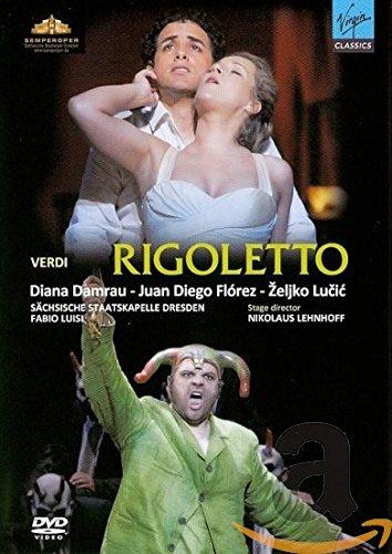 DVD : Markus Marquardt - Rigoletto (DVD)