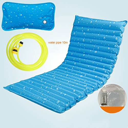 MAG AL Cooling Mat Hydrophilic Student Water Bed Mattress Individual Big Wave Dorm Room Ice Pad By ()