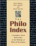 The Philo Index, Peder Borgen and Kare Fuglseth, 0802838839
