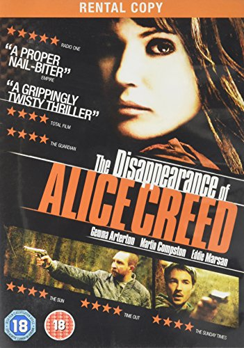 THE DISAPPEARANCE OF ALICE CREED RENTAL [Reino Unido] [DVD]