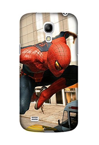 Raymond Shattuck (TM) Design Samsung Galaxy S4 Mini Case - Design Game The Amazing Spider-man Case for Samsung Galaxy S4 Mini