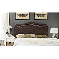 Safavieh Home Collection Sephina Brown Rattan Headboard (Queen)