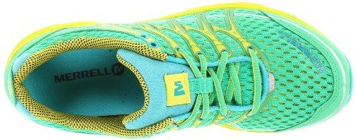 Merrell MIX MASTER MOVE GLIDE - Zapatillas De Deporte Para Exterior de material sintético mujer Grün (ISLAND GREEN)