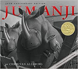 Image result for jumanji chris van