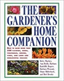 img - for The Gardener's Home Companion book / textbook / text book