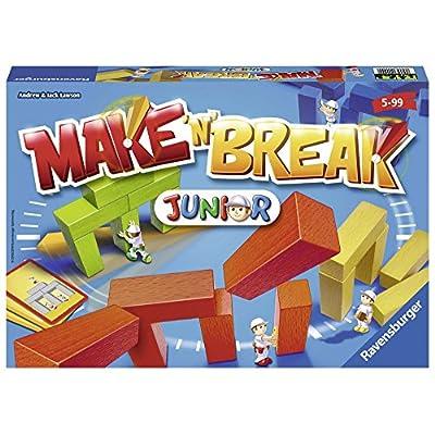 Make'n'Break Junior Children's Game: Toys & Games