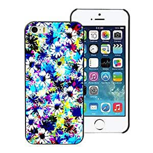 ZXC Blooming Flower Design PC Hard Case for iPhone 5/5S