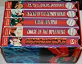 Urotsukidoji Perfect Collection: Birth of the Overfiend, Curse of the Overfiend, Final Inferno, Legend of the Demon Womb, Battle at the Shinjuku Skyscrapers