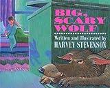 Big, Scary Wolf, Harvey Stevenson, 0395742137
