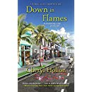 Down in Flames (A Webb's Glass Shop Mystery Book 6)