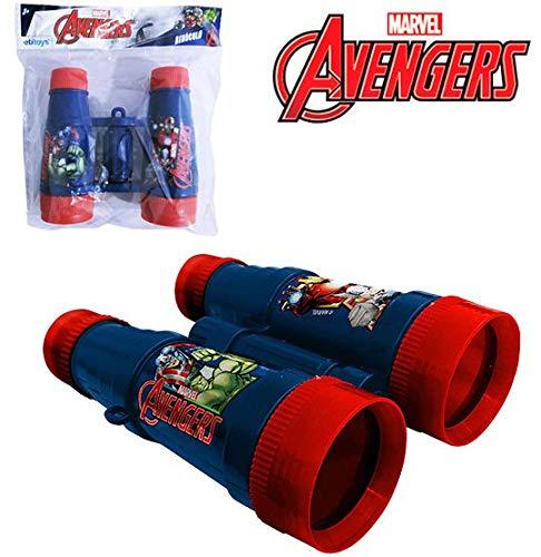 Binoculo Avengers Etitoys