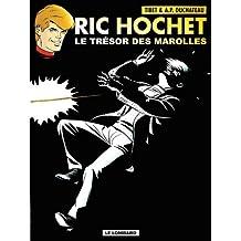 Ric Hochet 72 Trésor des Marolles Le