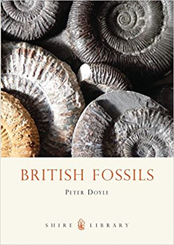Book British Fossils (Shire Library)