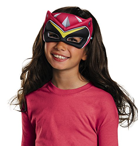 Power Ranger Outfit (Pink Ranger Dino Charge Puffy Mask)