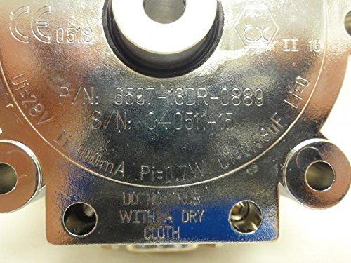 5-24V Hohner 6507-13DR-0889 Hollow Shaft Encoder 9-Pin