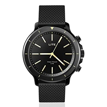 Zeblaze VIBE LITE SOS Smartwatch 5ATM Monitoreo impermeable para ...