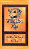 What Do Women Want from Men?, Dan True, 1885408137