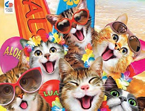 Ceaco Pet Rock - Famous Icons Puzzle (550 Piece) Famous Icon