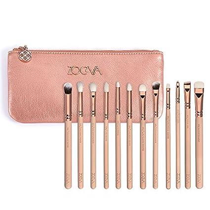 ce73bd6674 Amazon.com  ZOEVA Full Set 12 Brushes Makeup Cosmetics Brush Tool ...
