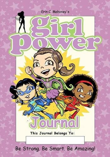 Girl Power Journal Strong Amazing product image