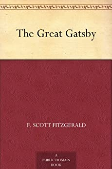 The Great Gatsby (English Edition) por [Fitzgerald, F. Scott]
