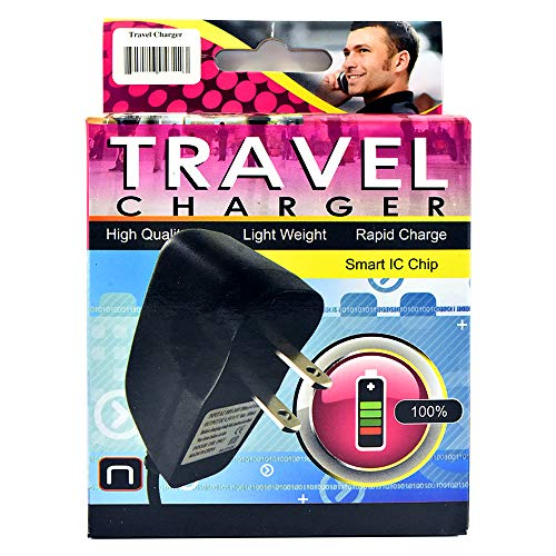 - Travel Wall AC Power Adapter Charger for Motorola RAZR/V3