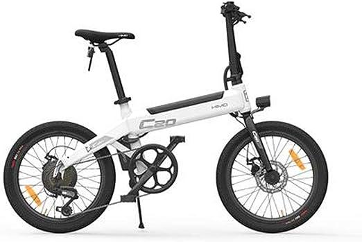 HIMO Bicicleta eléctrica Plegable Bicicleta eléctrica de 20 ...