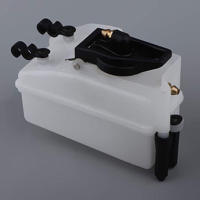 Hellery Kraftstofftank 85721 Für Hsp Himoto Racing Ersatzteile 1 8 Rc Modellauto Zubehör Spielzeug