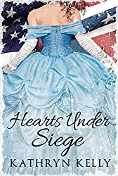 Hearts Under Siege (Southern Belle Civil War Romance Book 1)