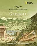 Georgia, 1521-1776 by Robin Doak front cover