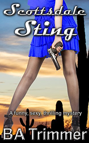 Scottsdale Sting romantic thrilling Mysteries ebook product image